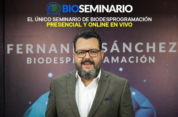 Fernando bio seminario - SEMINARIO INTERNACIONAL 2021 - Día 1